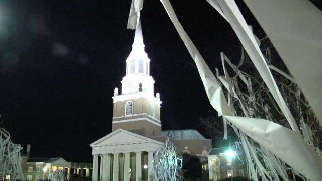 Traditions: Rolling the Quad at Wake Forest
