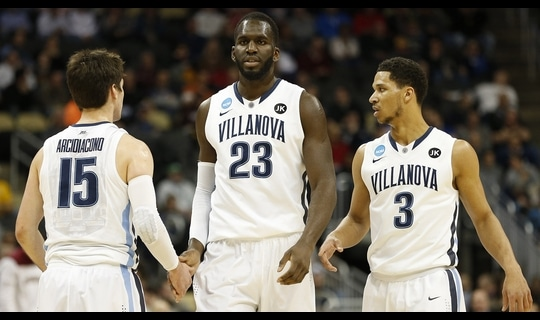 Second Round: Villanova declaws the Leopards