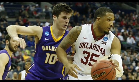Second Round: Sooners surge past Albany