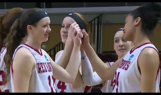 2015 DIII Women's Basketball Third Place Full Replay: Tufts vs. Montclair State
