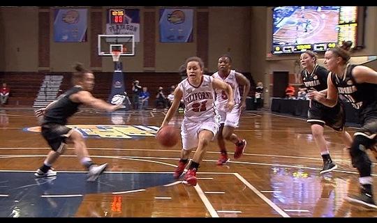 2015 DII Women's Basketball Semifinal: Emporia State - California Recap