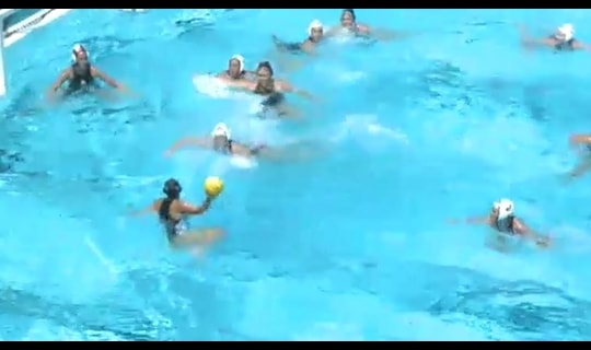 2015 NC Women's Water Polo Consolation Round Full Replay: UC San Diego vs. UC Irvine