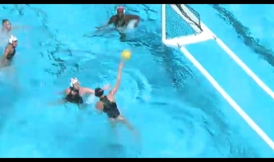 2015 NC Women's Water Polo Fifth Place Match Full Replay: Princeton vs. UC Irvine