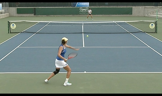 2015 DII Tennis Championship: Quarterfinal Recap