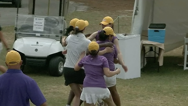 Williams wins the 2015 DIII Women's Golf Championship