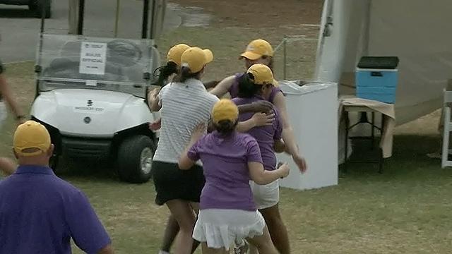 Williams wins the 2015 DIII Women's Golf Championship
