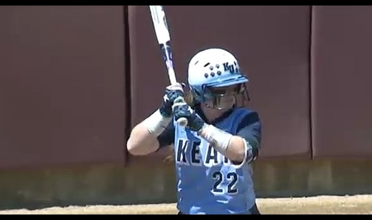 2015 DIII Softball Game 5 Full Replay: Kean vs. Alfred