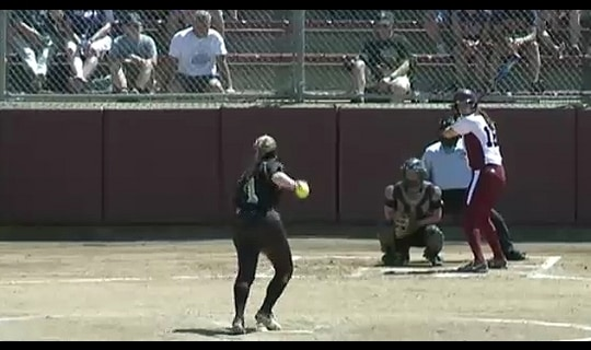 2015 DIII Softball Game 6 Full Replay: DePauw vs. Alma