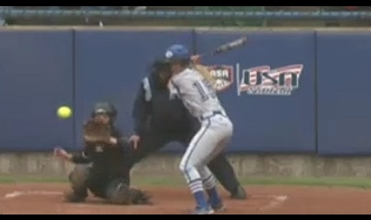 2015 DII Softball Game 5 Full Replay: Indianapolis vs. Shorter