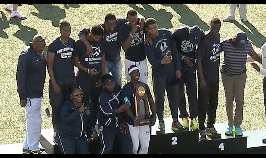 2015 DII Men's Outdoor Track & Field Championship Recap: Day Three