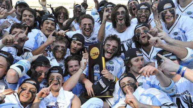 Tufts wins the 2015 DIII Men's Lacrosse Championship