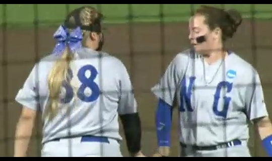 2015 DII Softball Game 13 Full Replay: Shorter vs North Georgia