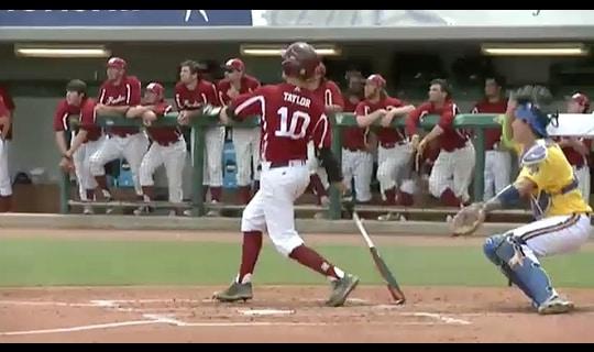 2015 DII Baseball Game 9 Full Replay: Henderson St. vs. Angelo St.