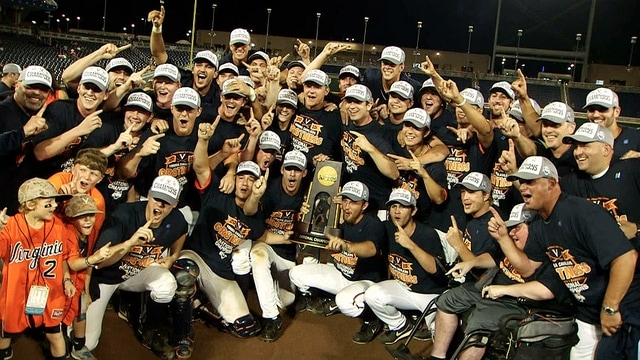 CWS Finals: Virginia's historic ride