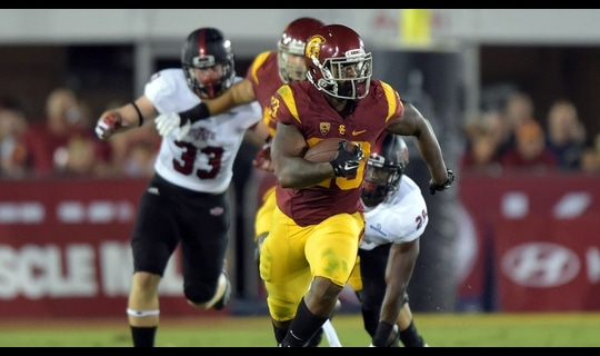 USC Football: Tre Madden cuts 65 yards up-field for TD