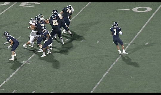DII Football: Black Hill St vs. South Dakota Mines Recap