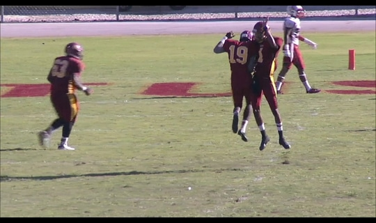 DII Football: Winston-Salem St vs. Tuskegee Recap