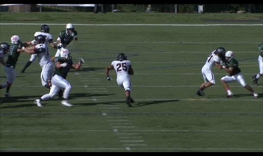 DII Football: Gannon vs. Mercyhurst Recap