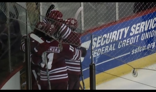 Men's Hockey: Top Five Plays