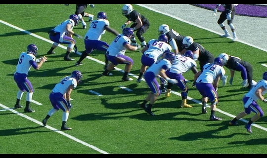 DII Football: Minnesota State Mankato vs. Sioux Falls Recap