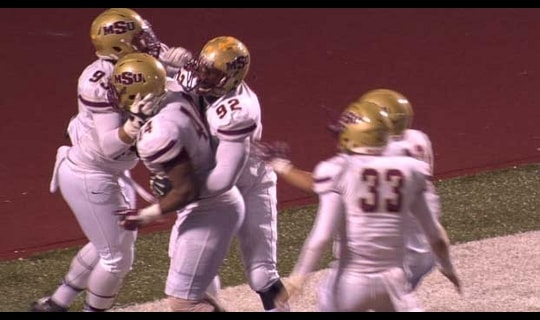 DII Football: Midwestern State vs. Texas A&M Commerce