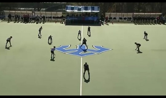 2015 DIII Field Hockey Semifinal Full Replay: Ursinus vs. Bowdoin