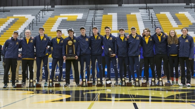 Wisconsin-Eau Claire wins the 2015 DIII Championship