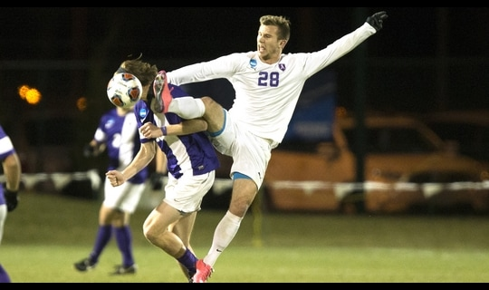 2015 DIII Men's Soccer Championship Full Replay: Loras vs. Amherst