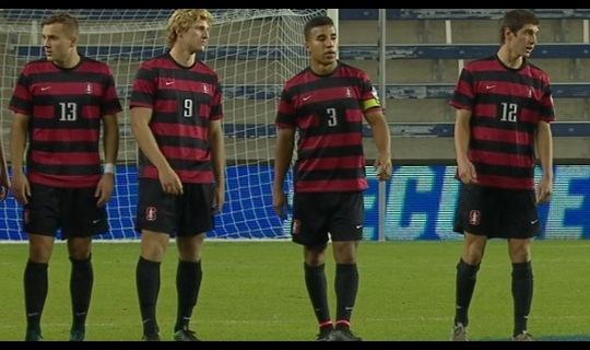 2015 DI Men's Soccer Semifinal: Stanford defeats Akron
