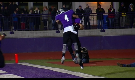 DIII Football: St. Thomas takes down Linfield