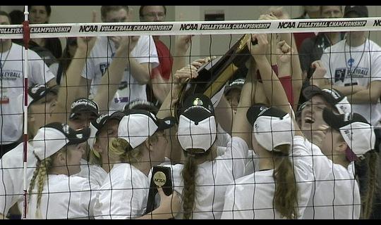 2015 DII Women's Volleyball: Championship Recap
