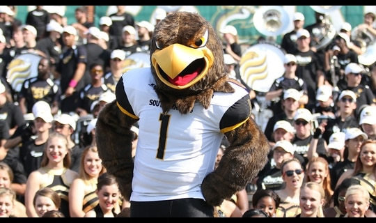High Five: Top Eagle Mascots