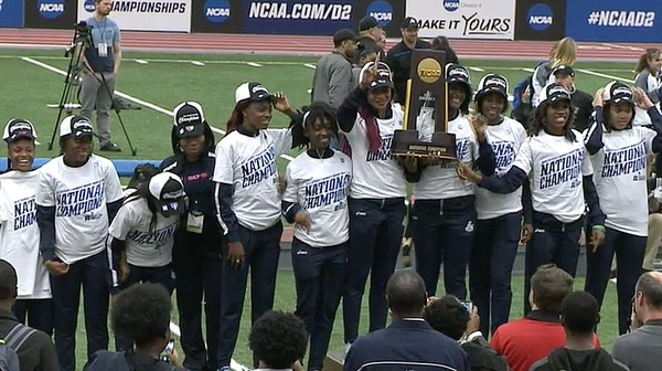 2016 DII Women's Indoor Track & Field Championship: Day Two Recap