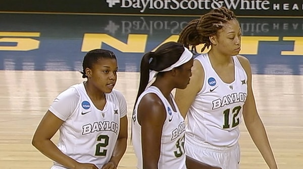 Women's Basketball: Baylor breezes past Idaho