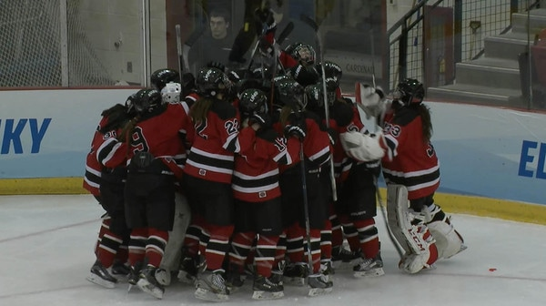2016 DIII Women's Ice Hockey: Semifinal Recap
