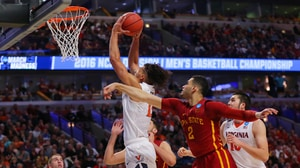 Best Dunks from Friday's Sweet 16