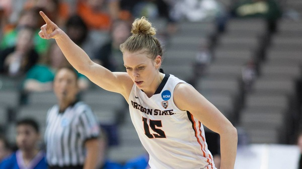 Women's Basketball: Oregon State advances to the Elite Eight