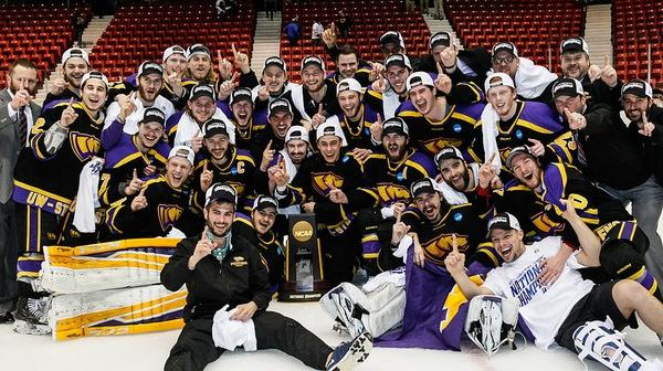 2016 DIII Men's Ice Hockey: Championship Recap