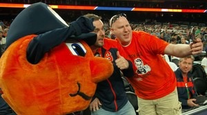 Behind the Scenes: Syracuse Orange at the Final Four
