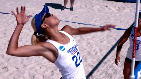 Georgia State: Beach Volleyball on the Mainland