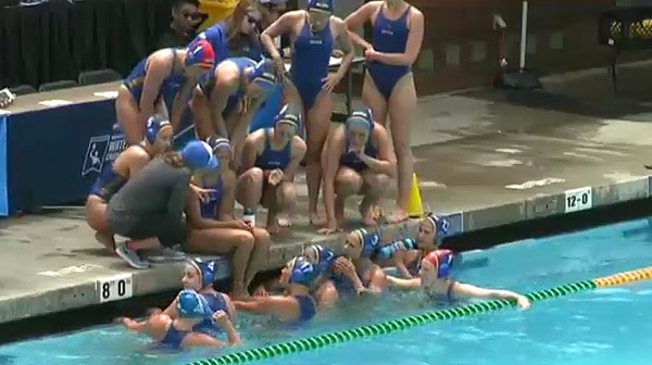 2016 NC Women's Water Polo Seventh Place Match Full Replay: UC Santa Barbara vs. San Diego State