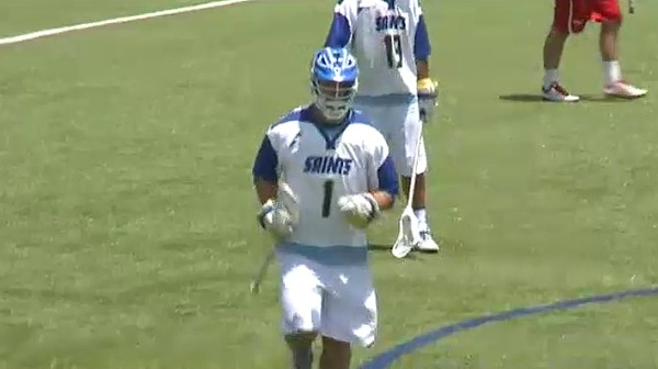 2016 DII Men's Lacrosse Semifinal Full Replay: Tampa vs Limestone