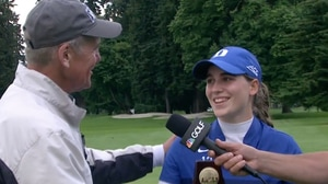 DI Women's Golf: Elena Carta wins the Individual Championship