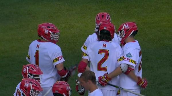 DI Men's Lacrosse: Maryland beats Brown