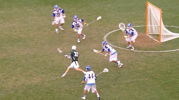 2016 DII Men's Lacrosse: Championship Recap