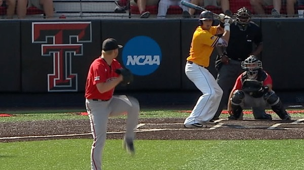 DI Baseball Super Regional: Texas Tech vs. East Carolina Game 2