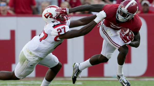 College Football: Alabama defeats Western Kentucky | Social Game