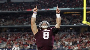 College Football: Texas A&M beats Arkansas | Social Game