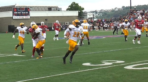 FCS Football: Top Plays from Week Four