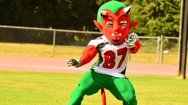 College Sports: Frightening Mascots | High Five